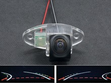 Trajectory Tracks Fisheye Lens 1080P Car Rear view Camera FOR Buick Enclave 2008 2009 2010 2011 2012 2013 2014 Parking