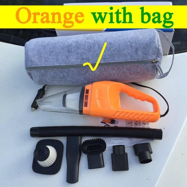 Orange WITH bag