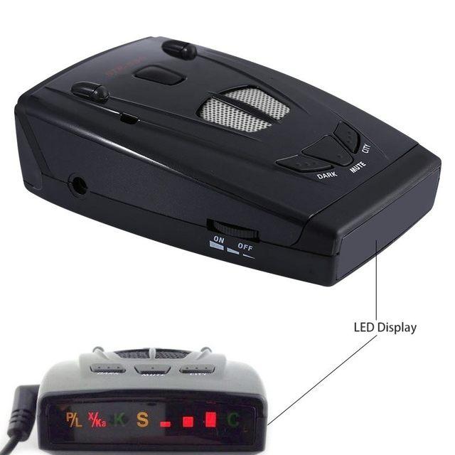 Car-Police-Anti-Radar-Detector-Russian-360-16-Band-Voice-Alert-Laser-VG-2-Speed-Radar