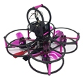 High Quality XJB-75 75mm F3 5.8G 40CH Mini FPV Racing Drone BNF 4 In 1 ESC Oneshot 600TVL 1/4 Cmos RC Multicopter RC Drone