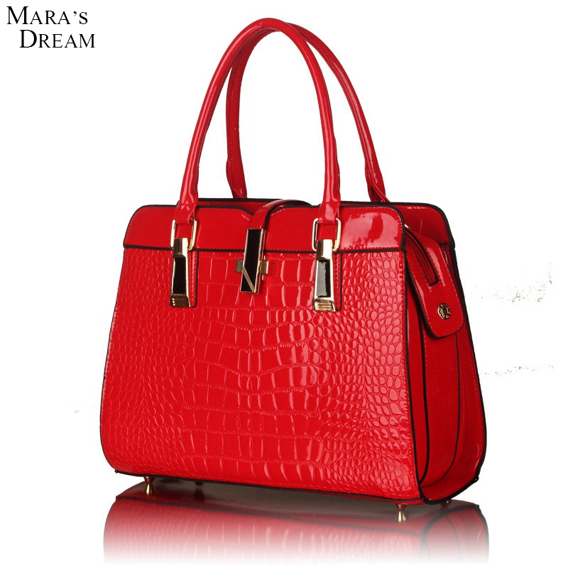 ФОТО Mara's Dream Women Shoulder Messenger Bags Fashion Soft PU Leather Zipper Hasp Solid Cindy Color Crossbody Handbag Bags Women