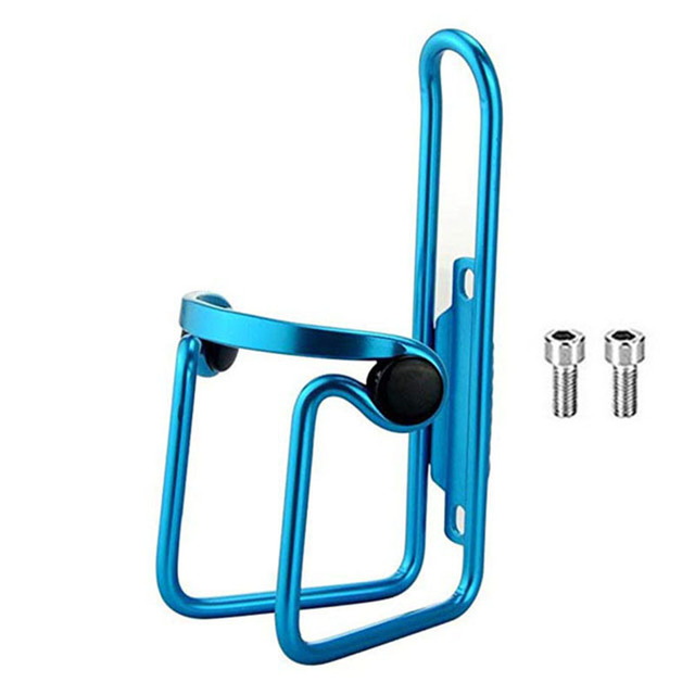 Aluminum Alloy Bicycle Cycling Drink Water Bottle Rack Holder Cages Bike Bottle Cup Mount Bracket