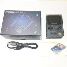 Retro Mini 32 Bit Handheld Game Player Embutido 100 Jogos Clássicos de Bolso Game Console Melhor Presente para As Crianças Consola de Jogos