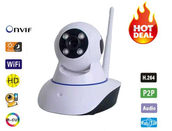 Baby Camera HD 720P Wireless IP Camera Night Vision Camera IP Network Camera P2P Onvif Two Way Audio with WiFi GSM alarm system wifi ip camera 960p hd ptz wireless security network surveillance camera wifi p2p ir night vision 2 way audio baby monitor onvif