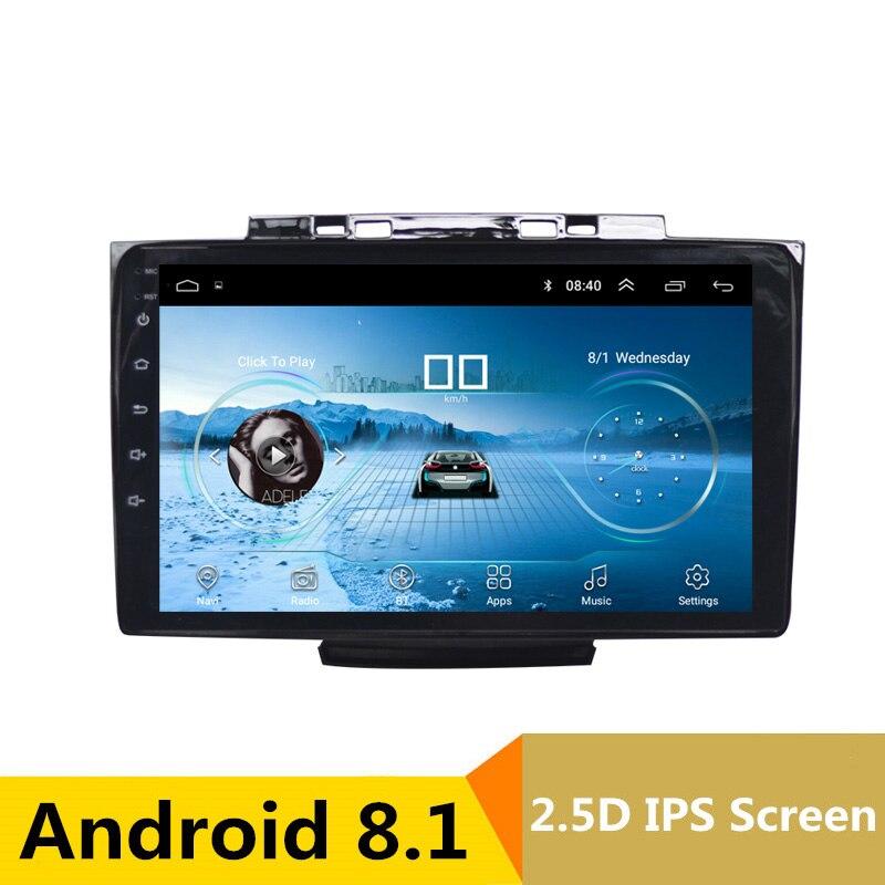 9 2.5D IPS android 8.1 dvd de voiture Pour Greatwall Haval Hover H5 H3 2013 2014-2018 radio navigation voiture stéréo GPS lecteur multimédia