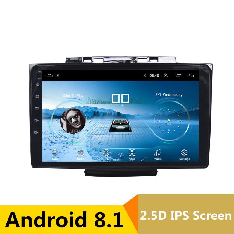 9 2.5D IPS android 8.1 dvd de voiture Pour Greatwall Haval Hover H5 H3 2013 2014-2018 navigation radio de voiture stéréo GPS lecteur multimédia
