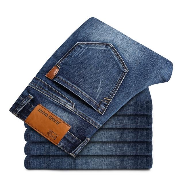 Mens Stretch Jeans 5