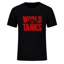 1017f1621 Manufacture World War ii MCU WORLD OF TANKS USSR T-Shirt T Shirts Funny  Crossfit