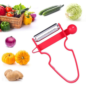 Stainless Steel Kitchen Accessories and Vegetable Julienne Cutter for Grating and Peeling Vegetables