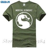 Nuevo Juego Mortal Kombat Hombres MK SUB-ZERO Dragón Hombre CLÁSICO Cuello Redondo Sudaderas Con Capucha, camisas cortas