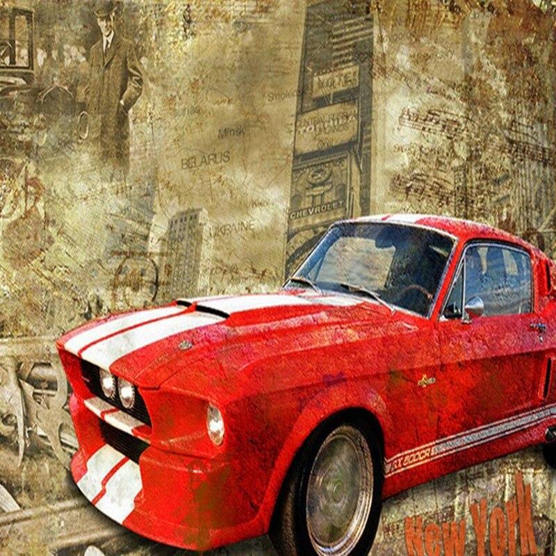 Online Kopen Wholesale Mustang Wallpapers Uit China