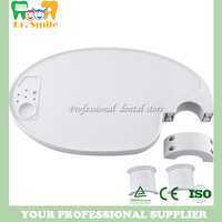 Plastic Post Mounted Dental Tray Table Chair Accessories Unit Lab