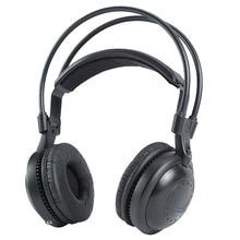 จัดส่งฟรี!!!!!! 500m ไร้สายหูฟัง dj หูฟัง silent disco party club ที่ดีที่สุด bass
