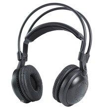 Darmowa dostawa!!! 500m zasięg bezprzewodowe słuchawki dla dj słuchawki cichy dyskoteka club z najlepszym basem