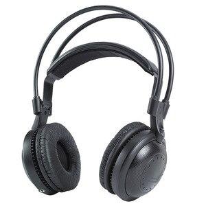 Image 1 - ¡Envío gratis! Auriculares de dj inalámbricos, de gama de 500m, silent Fiesta disco club con los mejores bajos