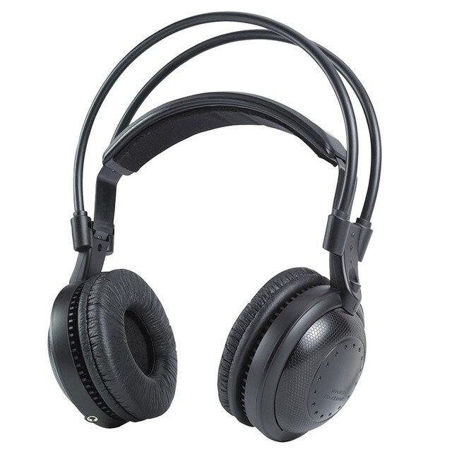¡Envío gratis! Auriculares de dj inalámbricos, de gama de 500m, silent Fiesta disco club con los mejores bajos