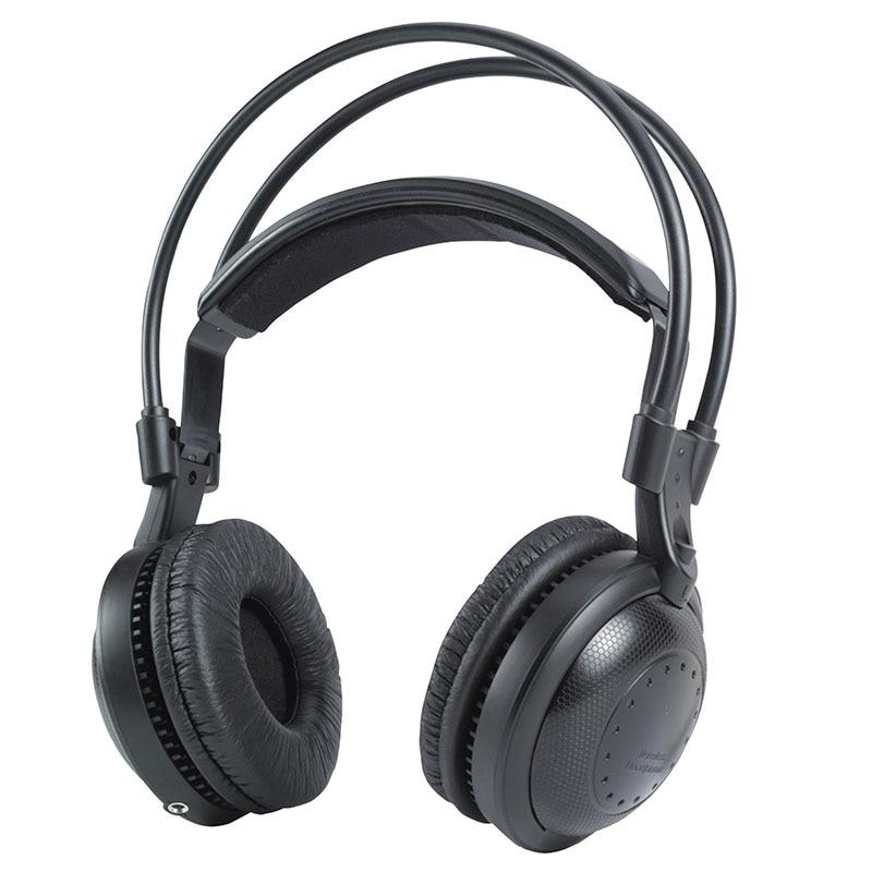 free shipping!!! 500m range wireless dj headphones earphones silent disco party club with best bass