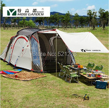 1 Living room 1 Bedroom Moving Home Family Camping Leisure RV Pary Base Fmily Fishing Beach outdoor Camping tent