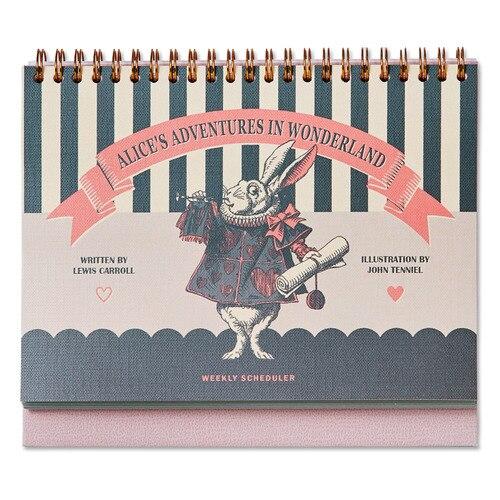 Vintage Design Desk Weekly Planner Book 72 Sheets School Office Supplies Undated Scheduler 20*16.1cm 83 9 66cm weekly planner office chalkboard blackboard black chalk board sticker