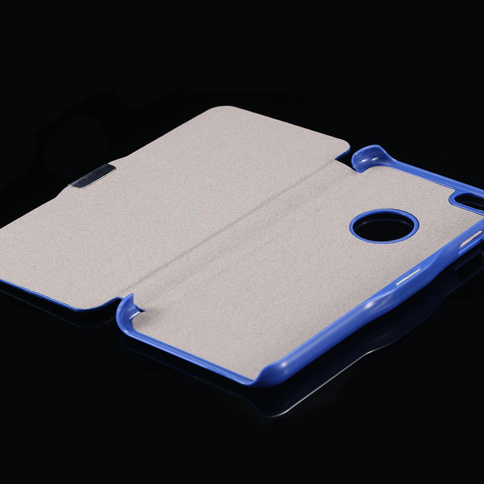 KISSCASE Ultra Thin Candy Color Magnetic Flip Phone Case For iPhone Models 11