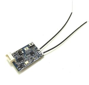 Image 3 - Neue FrSky XSR 2,4 GHz 16CH ACCST Empfänger w/S Bus & CPPM Insbesondere für Mini Multicopter QAV drone