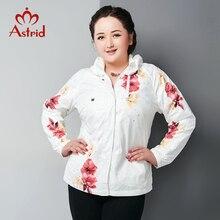 Astrid New 2015 Winter Winmen's Coat for Women Large Size Long Coat Spring Dresses AM-2529