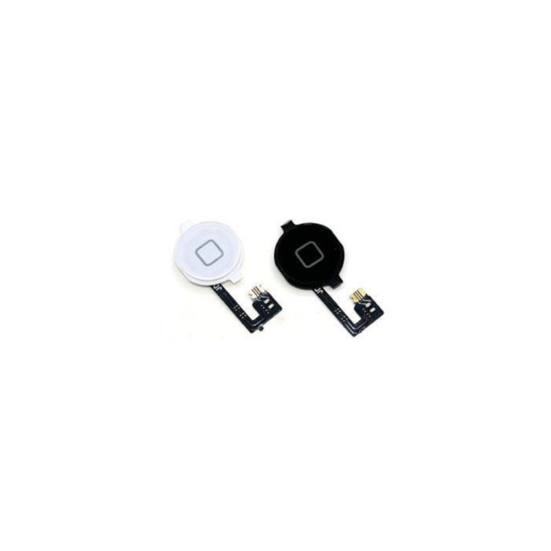 New Home Button Flex Cable Assembly For Apple Iphone 4S Replacement Parts