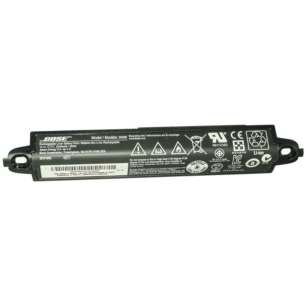 Hixon Battery for BOSE SOUNDLINK I II III 359495 2230mAh Li-ion battery with PCB board cameron sino 2600mah battery 061834 63404 for bose soundlink mini