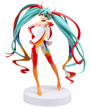 15cm Original  SQ Collection Figure - Racing MIKU J01