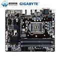 Оригинальная б/у настольная Материнская плата Gigabyte B150M-DS3H DDR3 B150 LGA 1151 Core i7/i5/i3/Pentium/Celeron DDR3 32G SATA3 Micro ATX