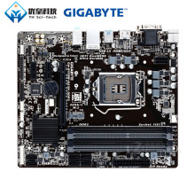 Original Used Desktop Motherboard Gigabyte B150M-DS3H DDR3 B150 LGA 1151  Core i7/i5/i3/Pentium/Celeron DDR3 32G SATA3 Micro ATX original motherboard for msi z77a g43 lga 1155 ddr3 for i3 i5 i7 cpu 32gb usb3 0 sata3 z77 desktop motherboard free shipping