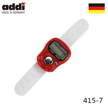 Addi Electronic Digital Tally Row Counter Practical Knitting Tools 415-7 image