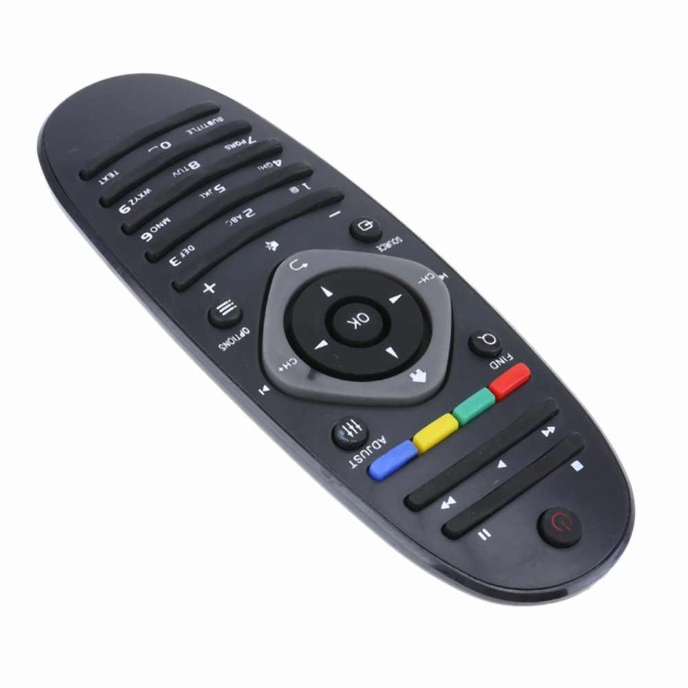 1 шт. Универсальный ТВ дистанционного Управление замена Пульт дистанционного управления для Philips ТВ/DVD/AUX пульт дистанционного управления Управление