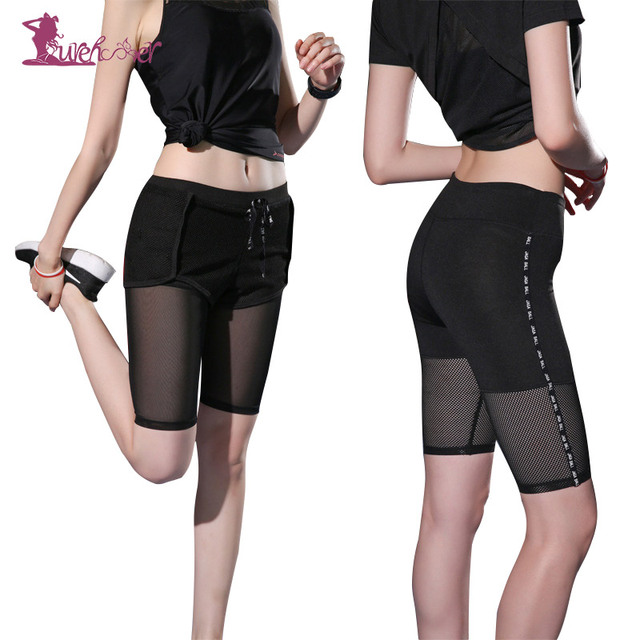 Quick Dry Breathable Fitness Shorts