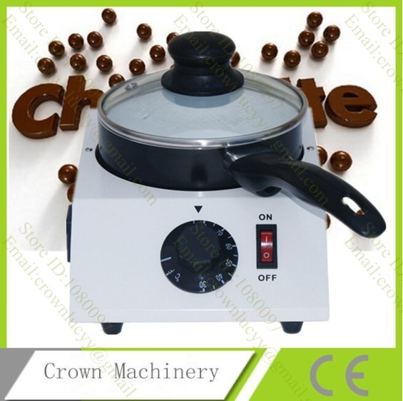 Coffee, Cocoa & Tea Equipment Chocolate Tempering Machine Non-Ironing