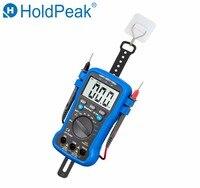 HoldPeak HP 39B Handheld Digital Multimeter AC DC Ammeter Voltmeter Tester Meter Digital Multimetro Ammeter Multitester