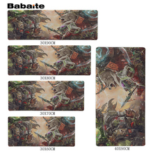 Babaite For Heroes of the Storm Gaming Edition Mouse Pad 900 * 300mm XL Edge of Locking Mouse Pad for Laptop Dota 2 CS GO