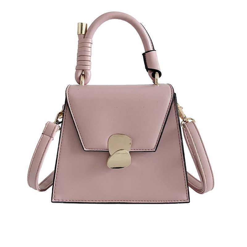 Torebka damska 2019 torebki damskie torebki damskie torebka od projektanta torebki damskie małe skórzane Crossbody beżowy biały różowy czerwony Sac A Main