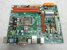 H55H-M motherboard 1156 pin integrated support