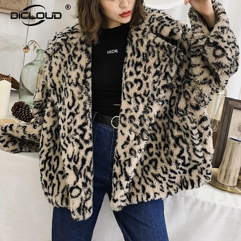 Mink Fur Coat Casual Overcoats Winter Warm Casual Hot Outwear Luxury Chic Parka