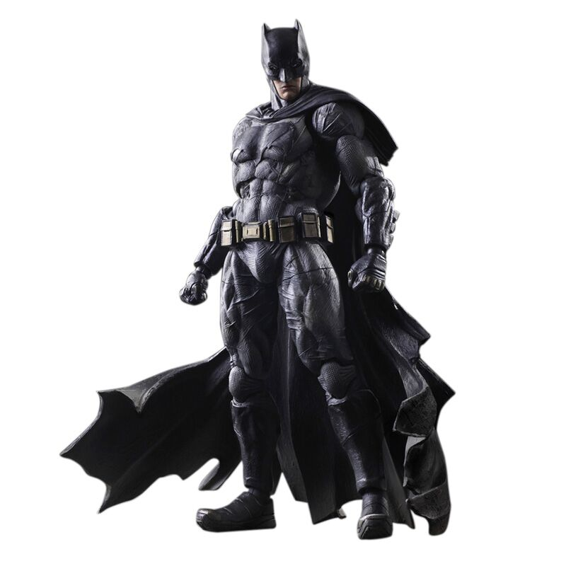 SQUARE ENIX Play Arts KAI Batman v Superman Dawn of Justice NO.1 Batman PVC Action Figure Collectible Model Toy 25cm KT2897 batman v superman dawn of justice batman batmobile pvc action figure collectible toy 25cm