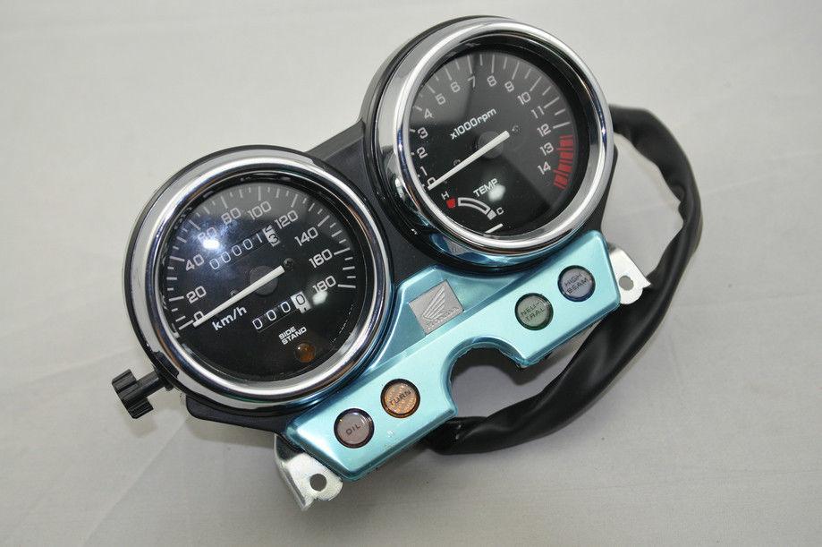 Motorcycle Speedometer Tachometer speedo instrument assembly for-Honda CB400 CB 400 1992-1993-1994 цена
