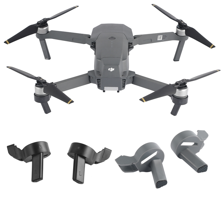 2pcs Landing Gear Kits For DJI Mavic Pro Platinum Drone Rear Leg Quick Release Heightened Extender Guard Protector Spare Parts