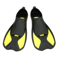 Swimming Fins High Quality Long Flipper Diving Flippers Silicone Portable Comfortable Diving Equipment Size XXS XS