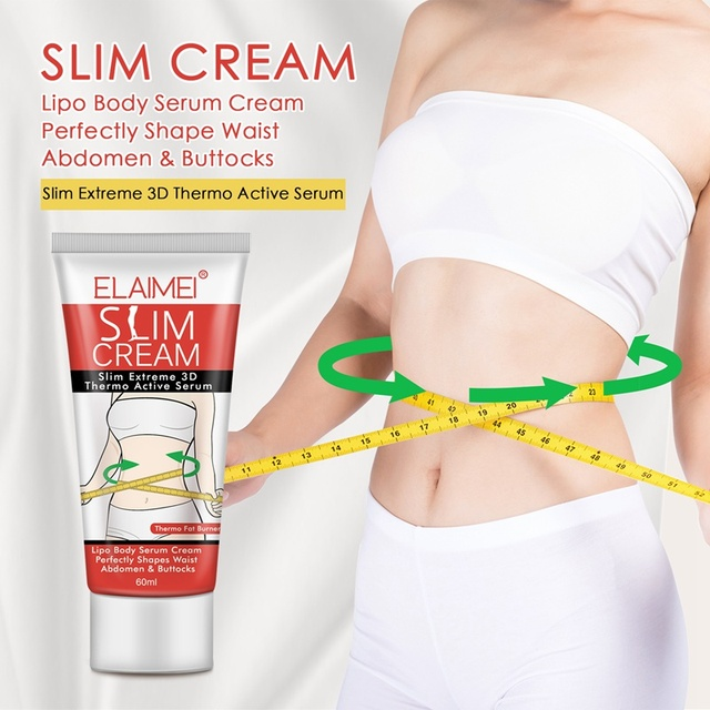 60ml Slimming Cellulite Removal Cream Fat Burner Weight Loss Slimming Creams Leg Body Waist Effective Anti Cellulite Fat Burni 2