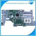 Para asus g73 g73sw con cpu placa madre del ordenador portátil ddr3 2d conector buena condición bueno probada garantía de 45 días