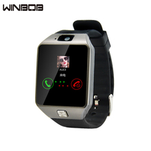 WINBOB Bluetooth DZ09 Smart Watch Relogio Android Smartwatch Phone Call SIM TF Camera for IOS iPhone