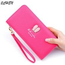 Women Long wallets Clutch New zipper tassel wallet Large Capacity Wallets Female Purse Lady Purses Phone Pocket Card Holder 495