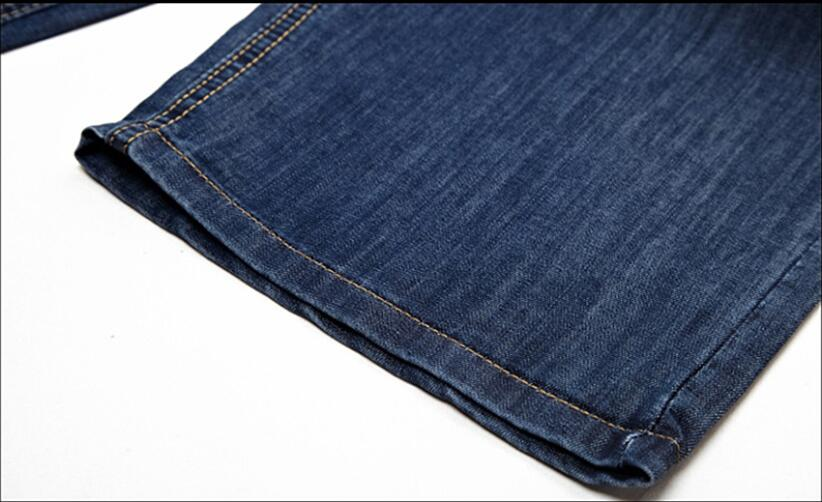 Summer Mens Fifth Pants Casual Light Weight Slim Fit Relax Regular Comfort Holiday Elasticity Denim Straight Short Jeans
