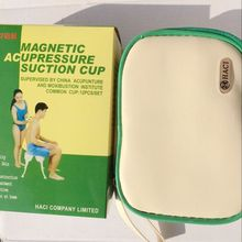 12 cups/box massage Vacuum cupping set thicker magnetic aspirating cupping cans acupuncture massage suction cup цена 2017